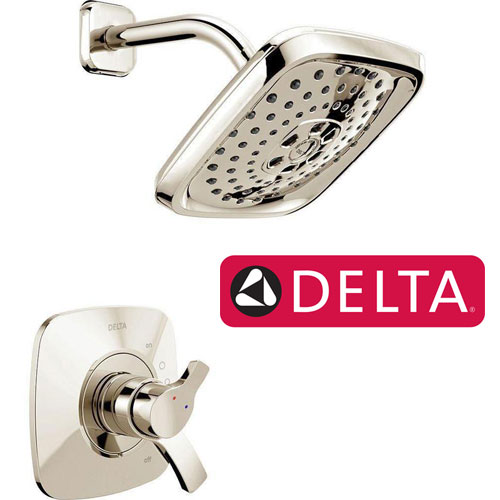 Complete Delta Shower Faucets