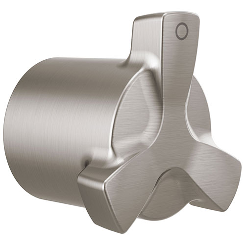 Delta Stryke Stainless Steel Finish Integrated Diverter Helo Style Handle DH560SS