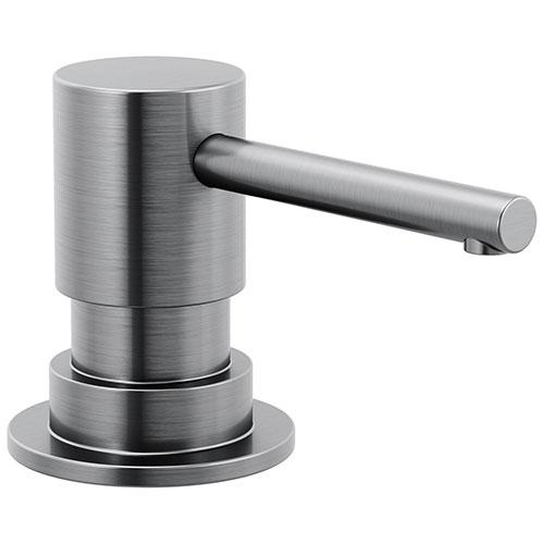 Delta Trinsic Arctic Stainless Steel Finish Metal Soap Dispenser DRP100734AR