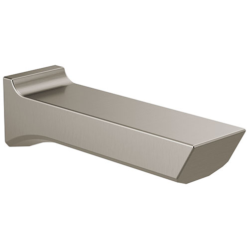 Delta Pivotal Stainless Steel Finish Non-Diverter Tub Spout DRP90159SS